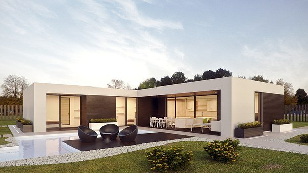 Architecture, Render, External, Design
