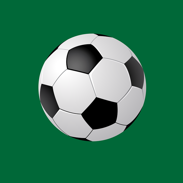 Ball Football Sports Free Vector Graphic On Pixabay