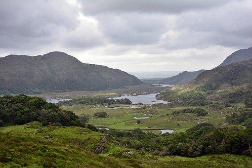 Landscape, Ireland, Killarney