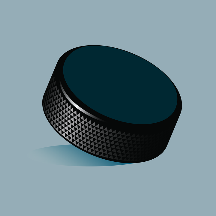Hockey Puck, Sports, Hockey, Ice, Sliding, Shell