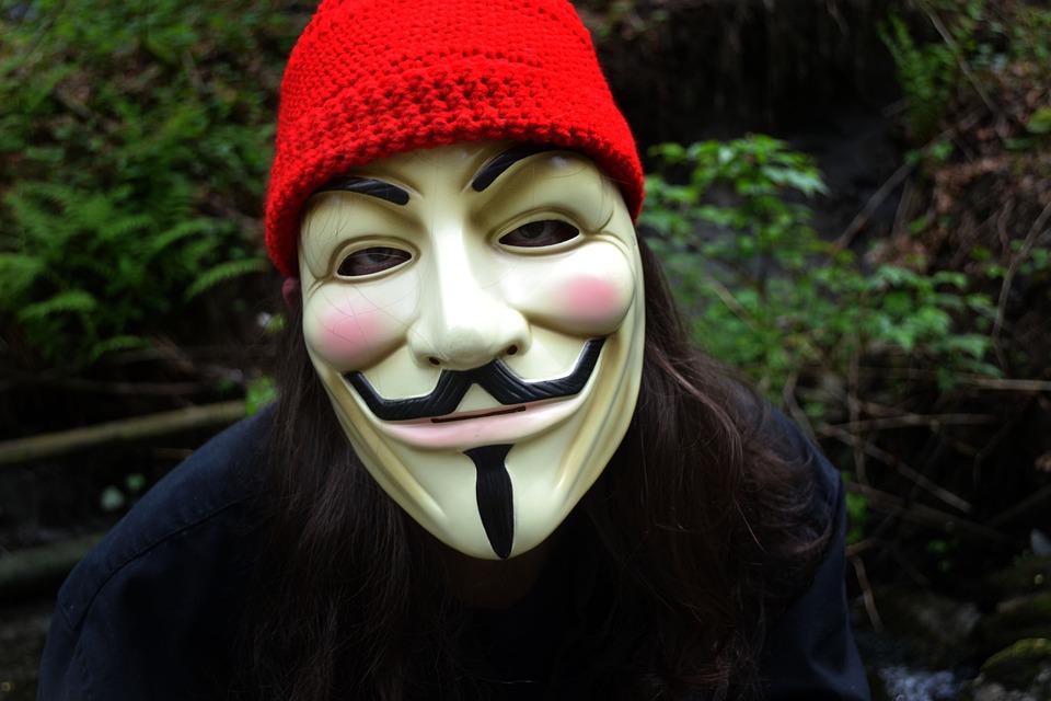Face Mask V For Vendetta Free Photo On Pixabay