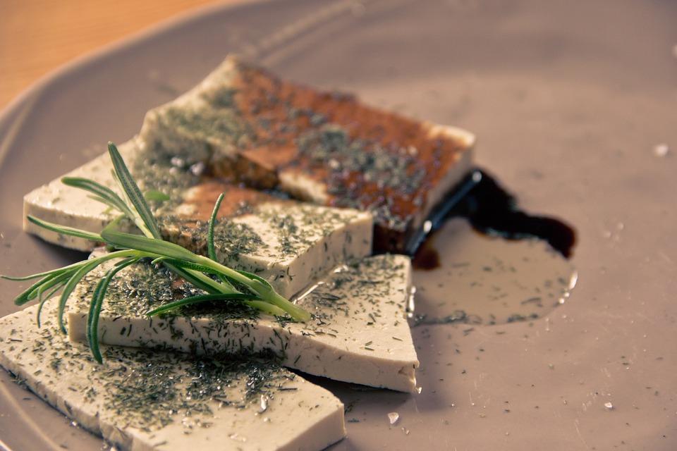 Tofu, Alimente, Soia, Vegetarian, De Legume, Sănătoase