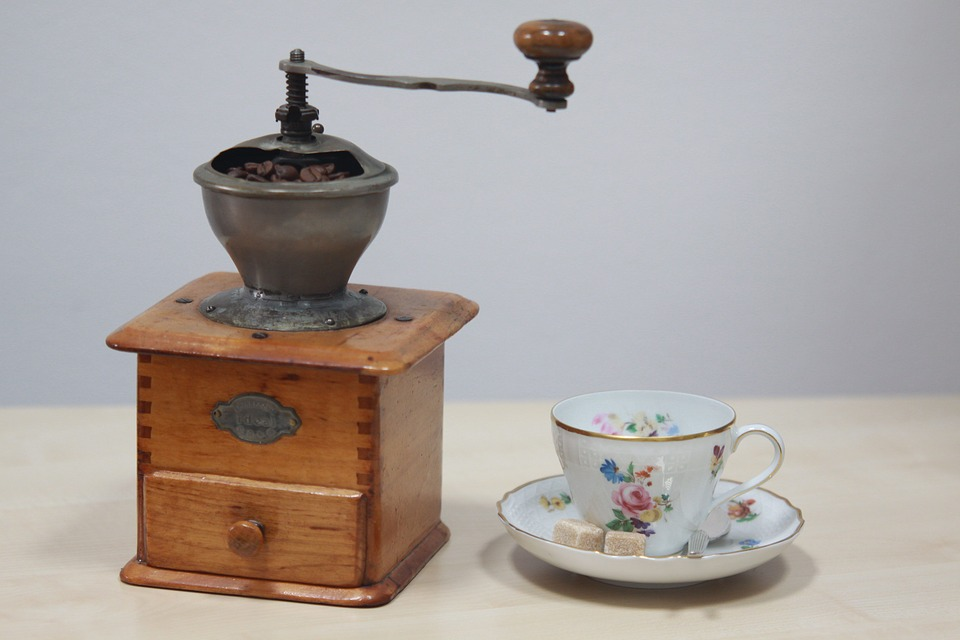 free photo  coffee mill  old coffee mill