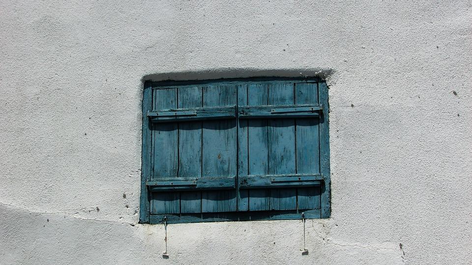Cyprus, Aradippou, Old House, Window, Traditional