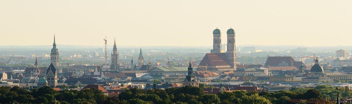 Мюнхен, Фрауэнкирхе, Бавария