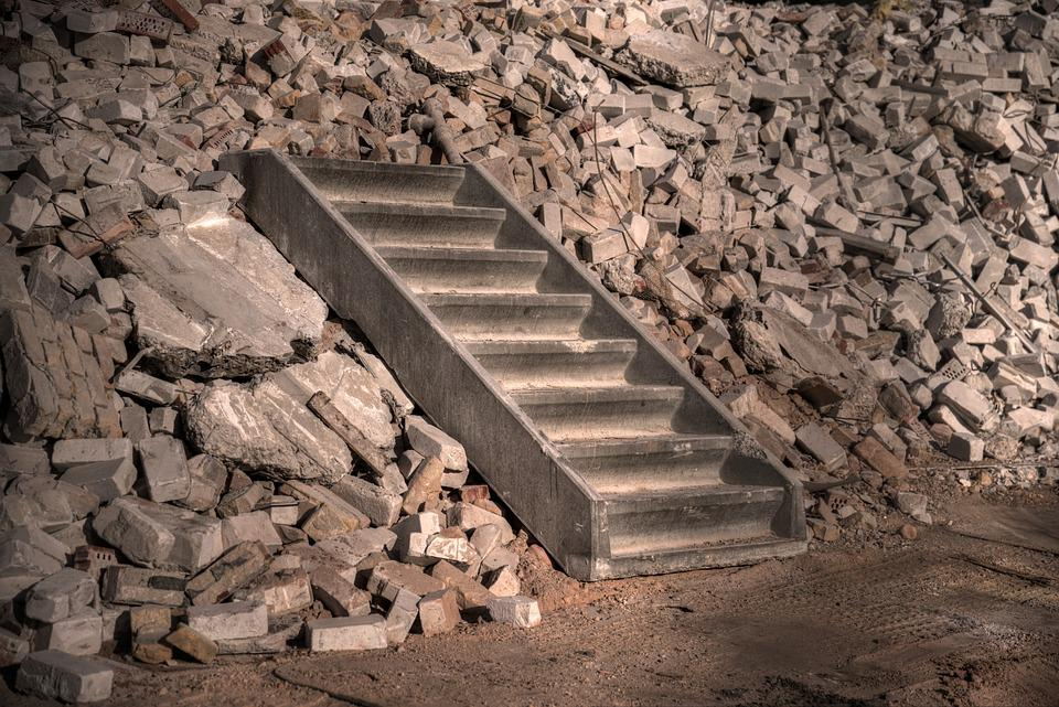 Stairs Concrete Construction - Free photo on Pixabay