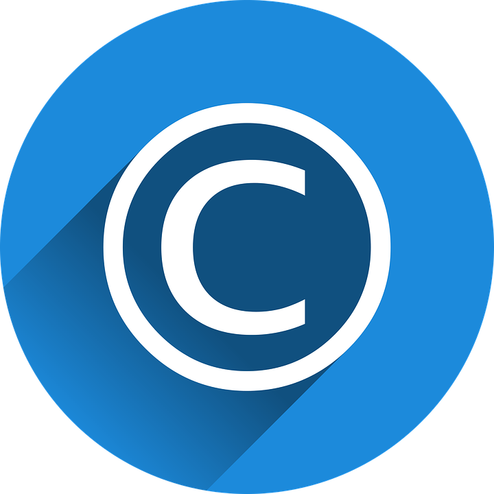 Copyright Urheberrecht Rechte Icon
