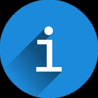 L'Information, Info, Conseils, Icône
