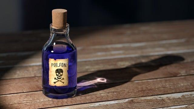 Free Photo Poison Bottle Medicine Old Free Image On