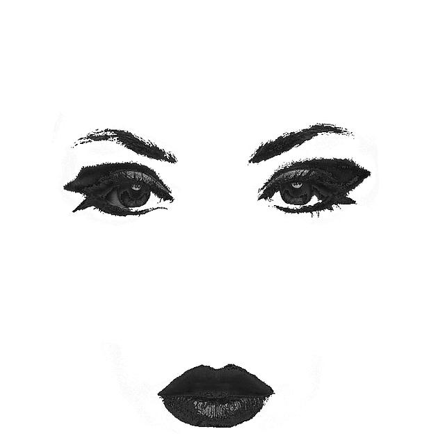 Мальчику, открытки губы глаза