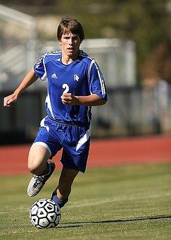 Futebol, Jogador De Futebol, Esporte