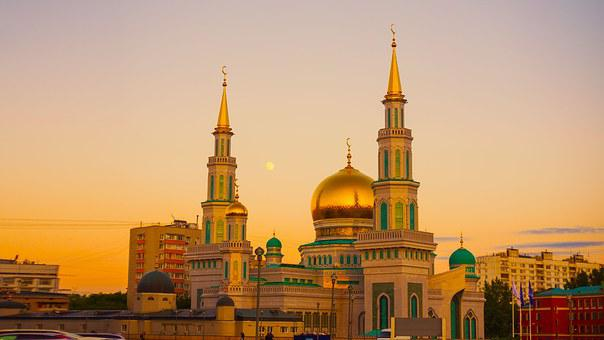 Moscow Cathedral Mosque, Prospekt Mira