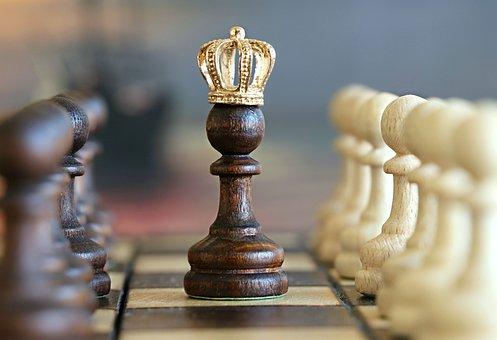 Xadrez, Penhor, Rei, Jogo, Torneio