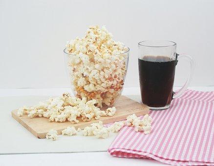 Snack Popcorn Cola Popcorn Popcorn Po