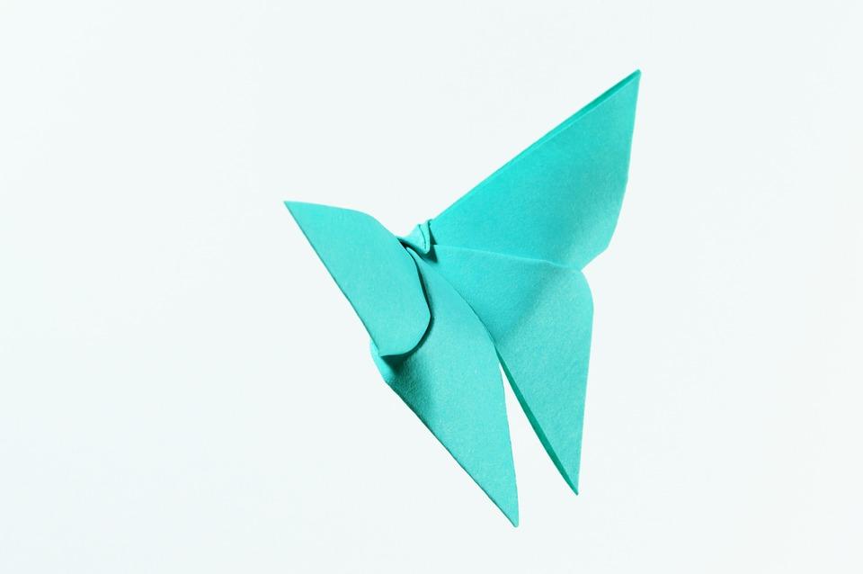 Kostenloses foto origami isoliert ansatz kostenloses - Origami para todos ...