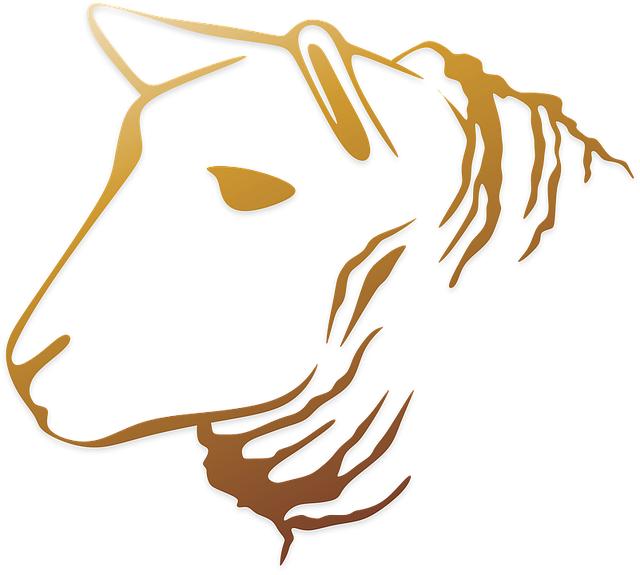 Illustration Gratuite: Ovin, Mouton, Logo, Animal, Ferme