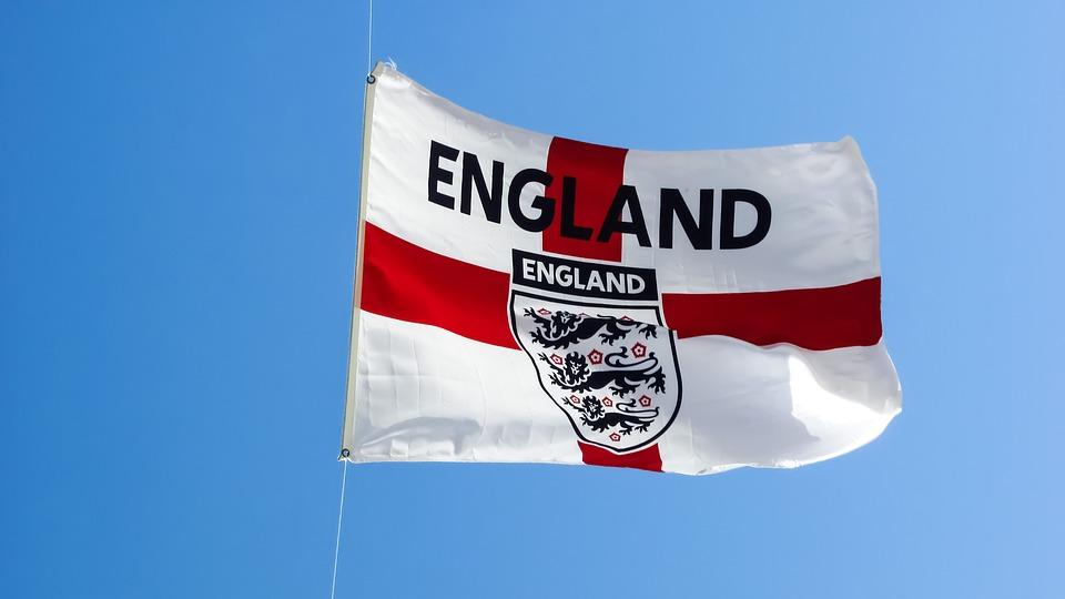 England, Flag, Country, Nation, Football, English