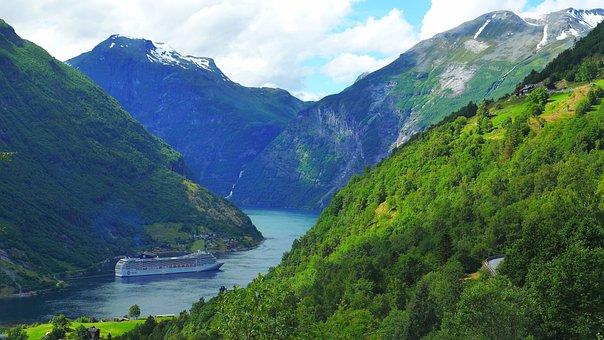 40 Kostenlose Geiranger Und Norwegen Bilder Pixabay