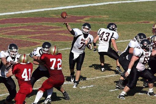 Football, American Football, Players