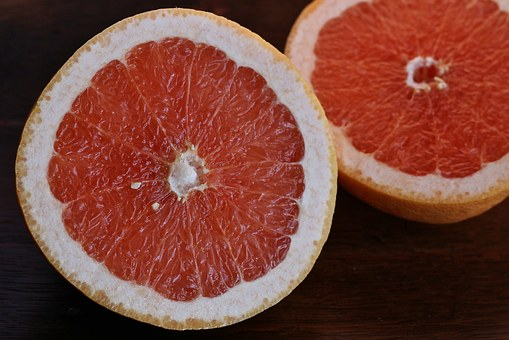 Grapefruit Fruit Sweet Food Diet Fresh Org