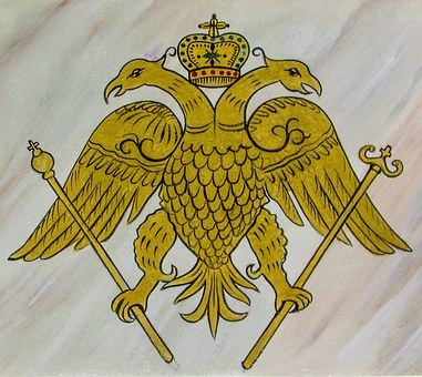 Two Headed Eagle, Emblem, Symbol