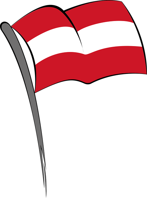 Free vector graphic: Flag, Austria, Red White Red - Free ...
