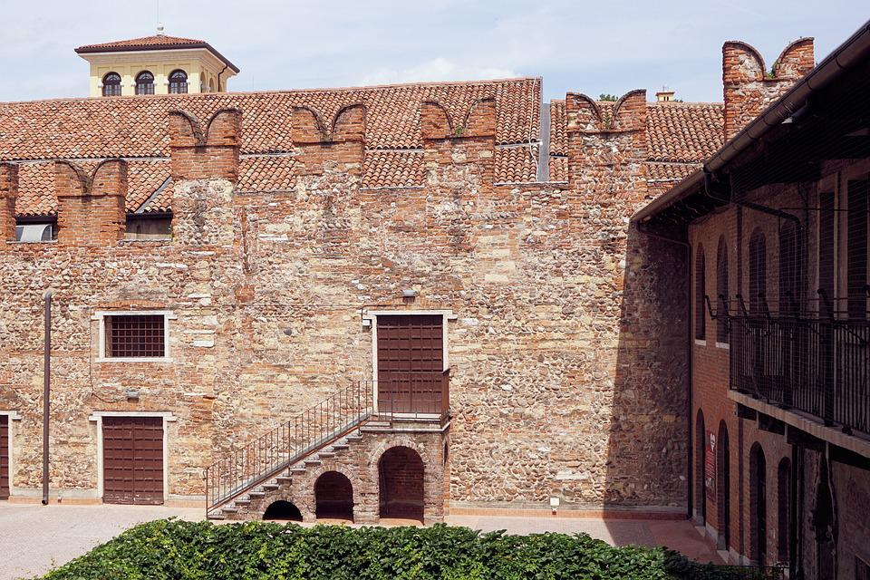 дом джульеты в италии