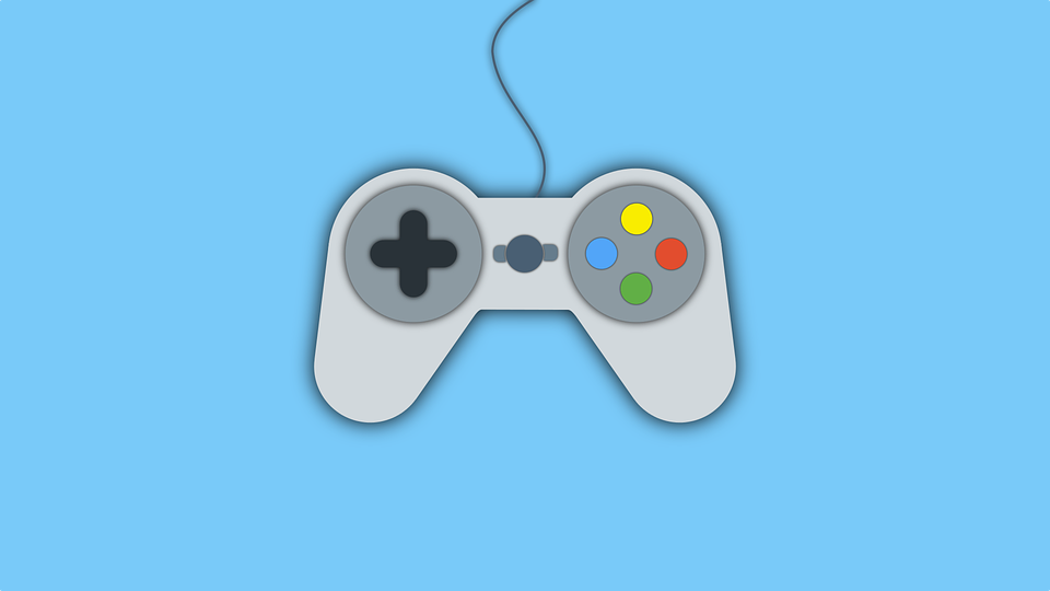 Free vector graphic Joystick Video Game Wallpaper Free Image