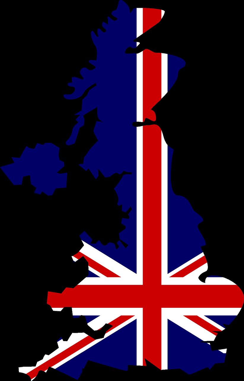 картинки карт великобритании модель позволяет