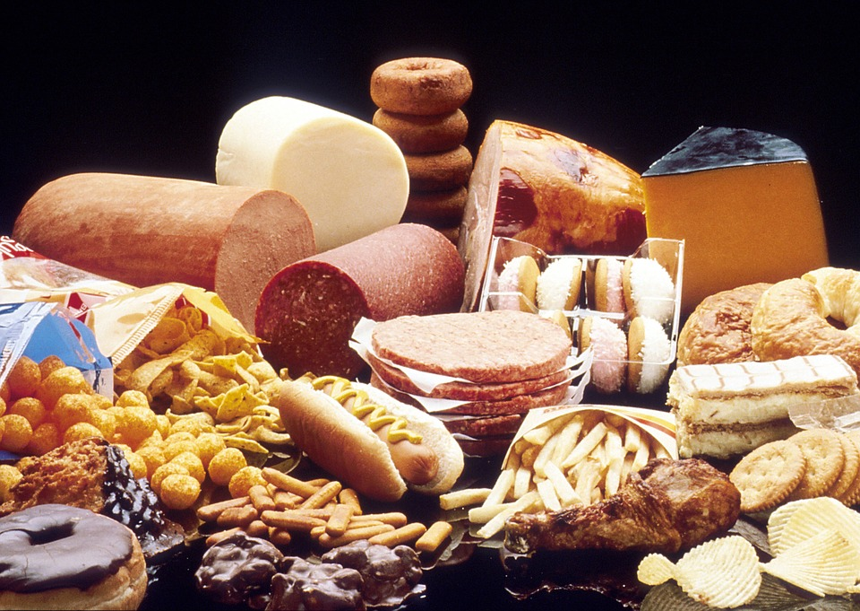 Cibi Grassi, Dolci, Formaggi, Cioccolato, Gastronomia