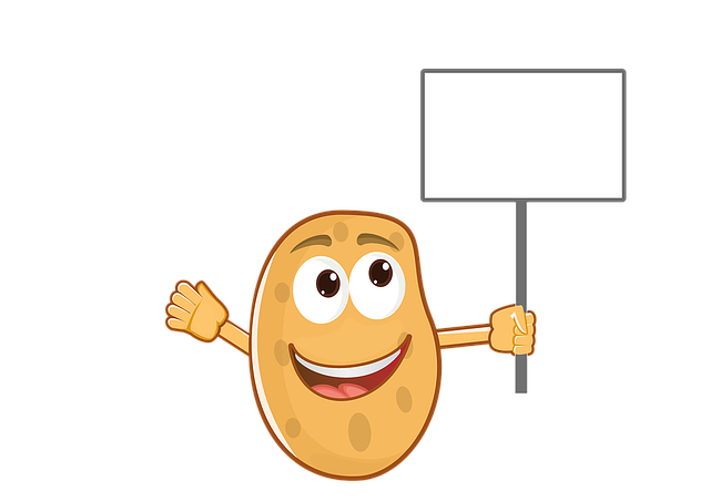 Potato Mascot Cartoon · Free Image On Pixabay