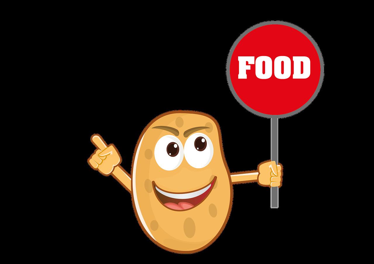 Makanan Kartun Maskot Gambar Gratis Di Pixabay