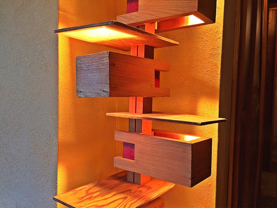 Frank Lloyd Wright Lighting Lamp Art Taliesin