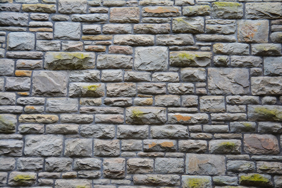 pared de piedra pared gals piedra pas de gales