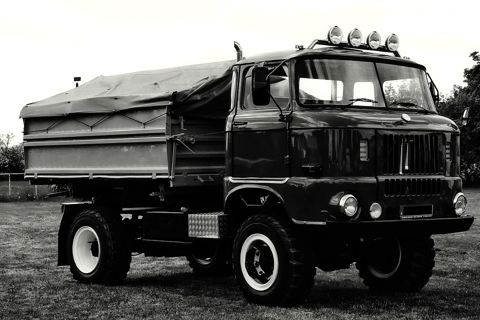 Free Photo: Truck, Historically, Ddr, Ifa, W50