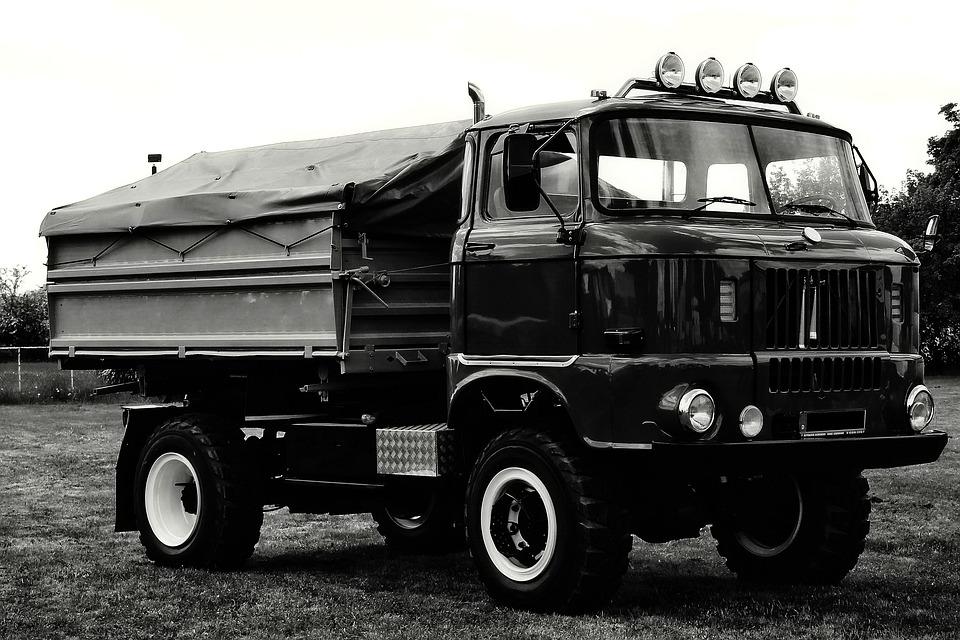 Ifa Truck Pics Hd: Free Photo: Truck, Historically, Ddr, Ifa, W50
