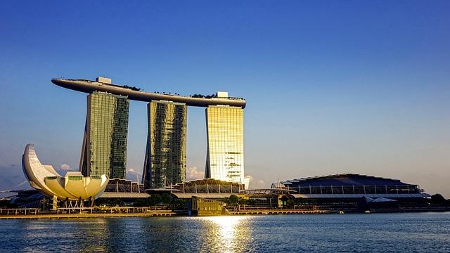 Singapore Marina Bay Sands Free Photo On Pixabay