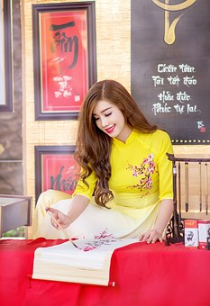 Ao Dai, Peuple Du Vietnam