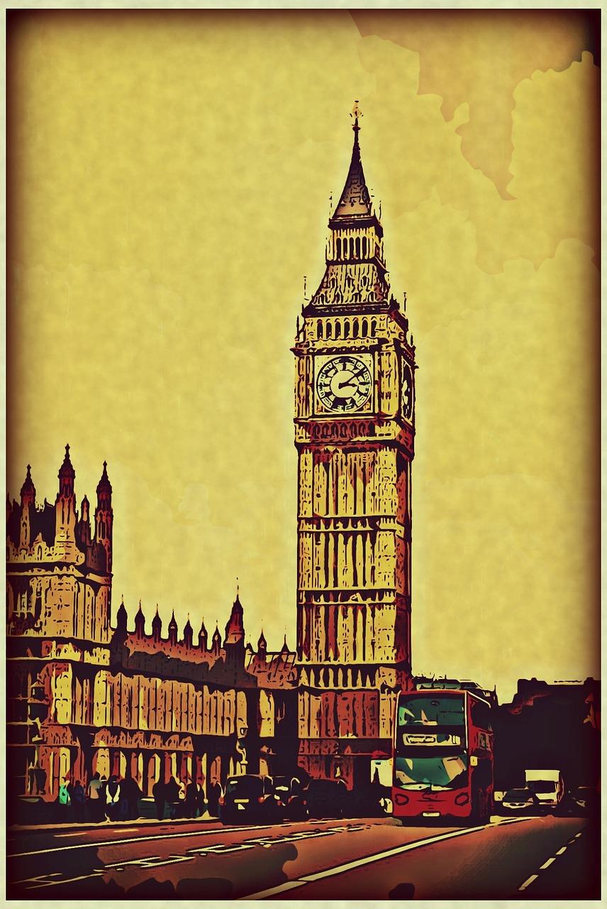 Картинки для открыток лондон, день валентина
