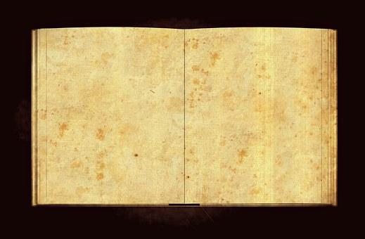老式的书, 老书, 酿酒, 古董, 老, 书, 纸, 页面, 脏