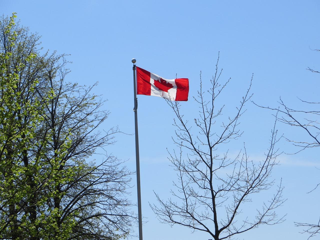 加拿大国旗,加拿大图片