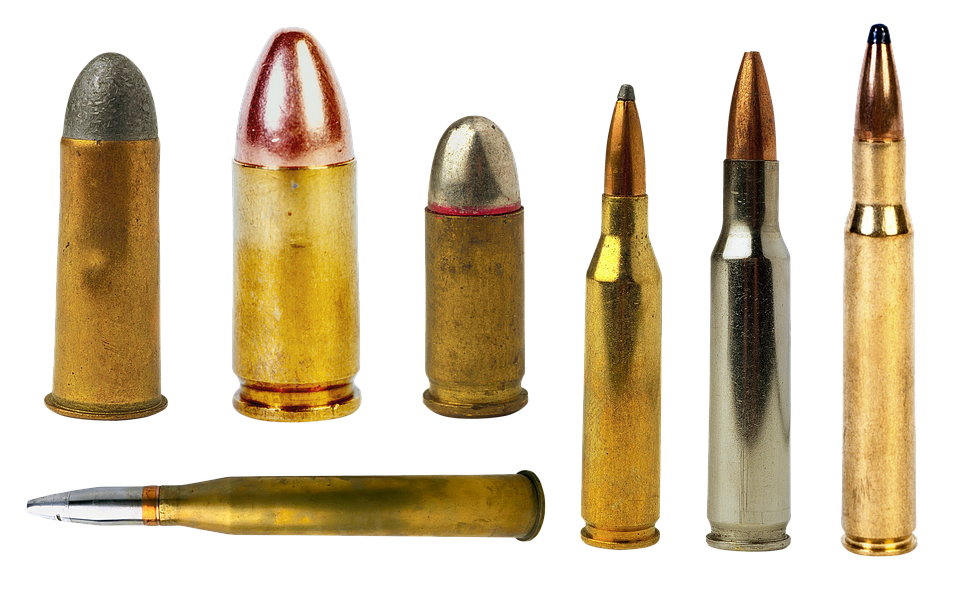 Patrons Bullets Sleeves 183 Free Photo On Pixabay