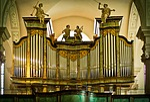 organ, church, music
