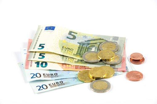 Euro, Argent, Une Richesse De