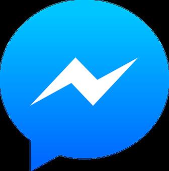 Messenger, Message, Icon, Facebook