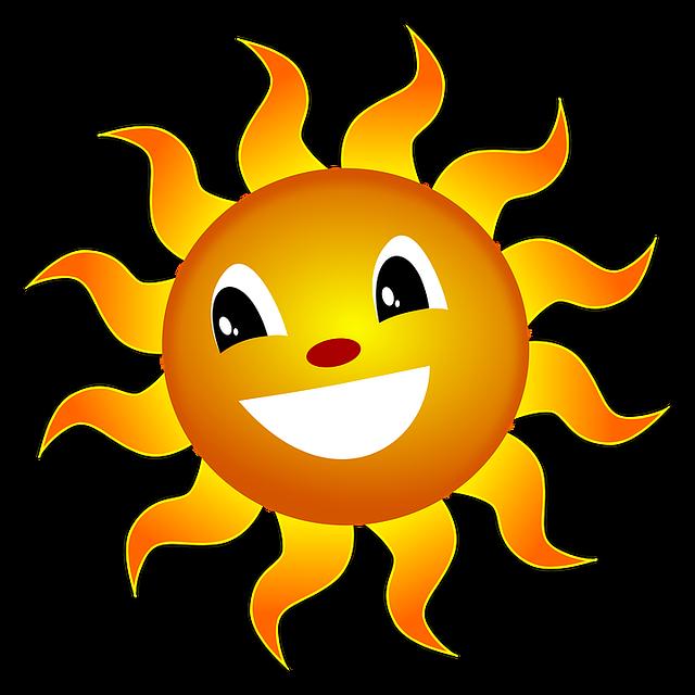 улыбка солнца картинка алиана настроены очень
