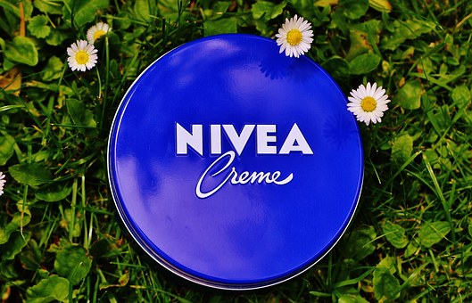 Nivea Cream Box Skin Care Cosmetics Skin C