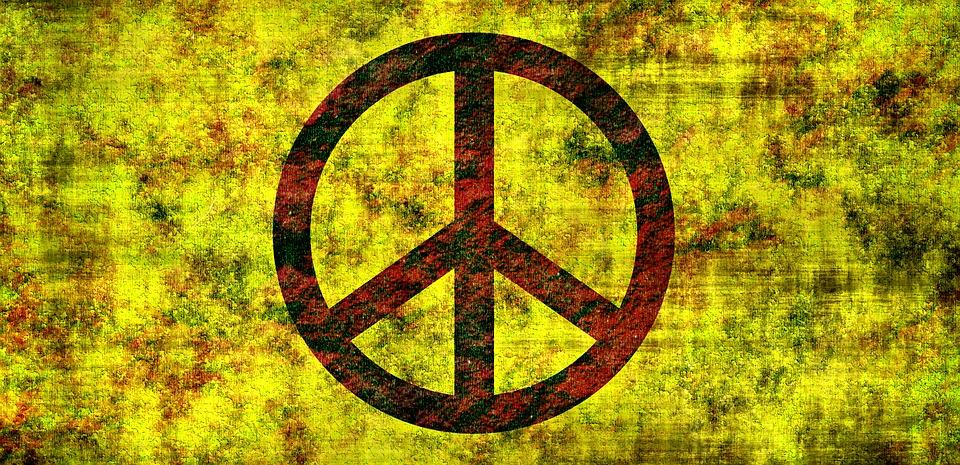 Peace Vintage Background Free Image On Pixabay
