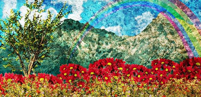 Painting Utopia Paradise 183 Free Image On Pixabay