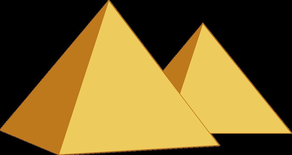 Piramides Egito Egipcio Grafico Vetorial Gratis No Pixabay